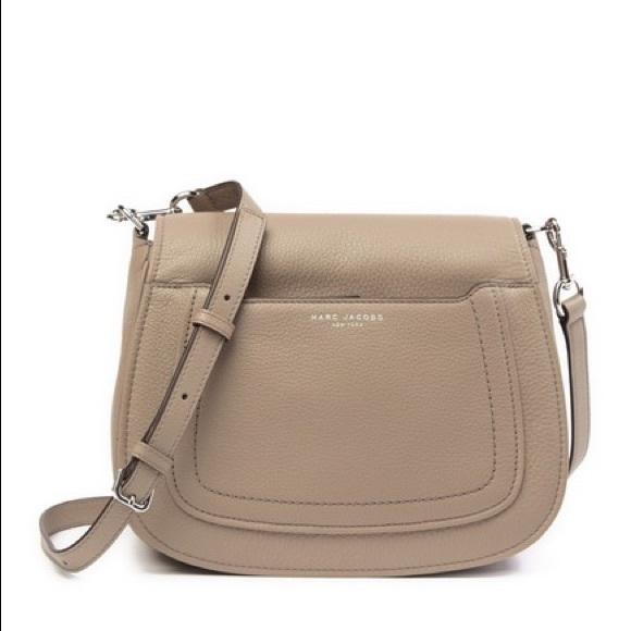 aff623221f9 Marc Jacobs Bags | Empire City Mini Saddle Bag | Poshmark